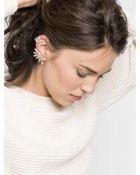BaubleBar | Metallic Asymmetrical Tinkerbell Ear Cuff | Lyst