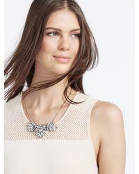 BaubleBar - Metallic Crystal Shatter Collar - Lyst