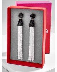 BaubleBar - Multicolor Bella Tassel Earring Gift Set - Lyst