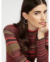 BaubleBar | Metallic 'circus' Circle Stud Earrings | Lyst