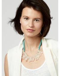 BaubleBar - Blue Stevie Collar - Lyst