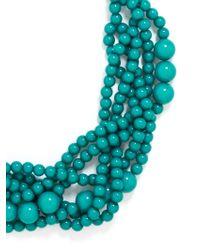 BaubleBar | Blue Bubblestream Collar | Lyst