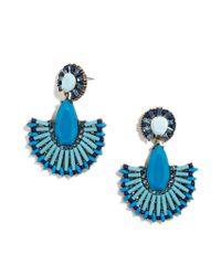 BaubleBar - Blue Britta Drops - Lyst