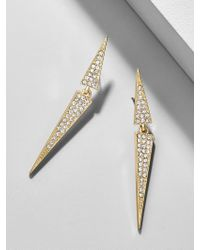 BaubleBar - Multicolor Spectre Drop Earrings - Lyst