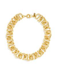 BaubleBar - Metallic Gold Bouvier Links - Lyst