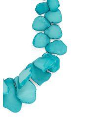 BaubleBar | Blue Seaglass Bib | Lyst