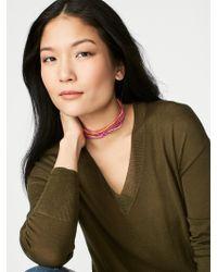 BaubleBar - Multicolor Noelani Necklace - Lyst