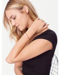 BaubleBar | Pink Jubilee Druzy Bracelet | Lyst