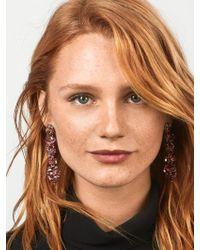 BaubleBar - Red Champagne Drop Earrings - Lyst