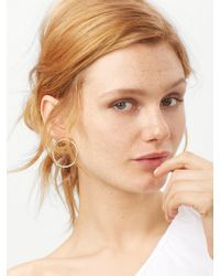 BaubleBar - Metallic Patricia Stud Earrings - Lyst