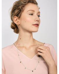 BaubleBar - Multicolor Aventine Necklace - Lyst