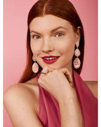 BaubleBar - Multicolor Enity Resin Drop Earrings - Lyst
