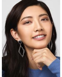 BaubleBar - Multicolor Davette Hoop Earrings - Lyst