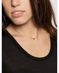 BaubleBar - Metallic Emoticharm Necklace - Lyst
