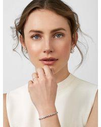 BaubleBar - Multicolor Diana Cubic Zirconia Bracelet - Lyst