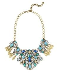 BaubleBar - Multicolor Azul Statement Necklace - Lyst