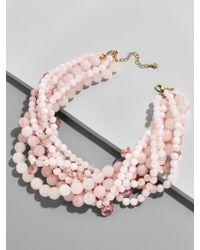 BaubleBar - Multicolor Bubblebeam Statement Necklace - Lyst