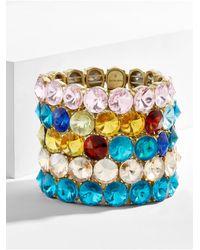 BaubleBar - Metallic Cosette Bracelet Stack - Lyst