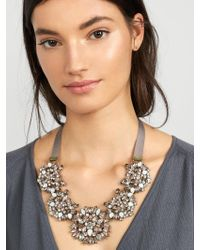 BaubleBar - Multicolor Loria Statement Necklace - Lyst