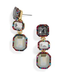 BaubleBar - Multicolor Renee Gem Drops - Lyst