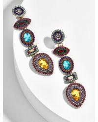 BaubleBar - Multicolor Yasmeen Drop Earrings - Lyst
