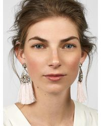 BaubleBar - Multicolor Dreamchaser Drop Earrings - Lyst