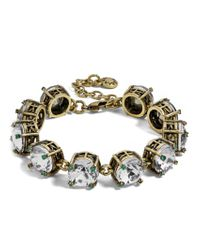 BaubleBar   Multicolor Caprice Glass Bracelet   Lyst