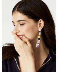 BaubleBar - Multicolor Catalina Tassel Earrings - Lyst