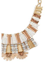 BaubleBar - Multicolor Caralyn Statement Necklace - Lyst