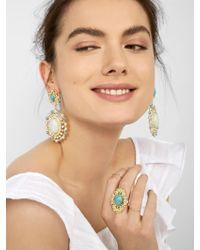 BaubleBar - Multicolor Tasma Drop Earrings - Lyst