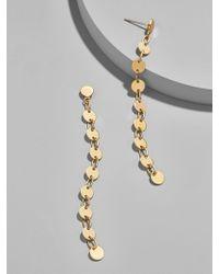 BaubleBar - Multicolor Dinero Drop Earrings - Lyst