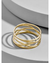 BaubleBar - Multicolor Opalescent Everyday Fine Stacking Ring - Lyst
