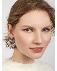 BaubleBar - Multicolor Enchantress Drop Earrings - Lyst