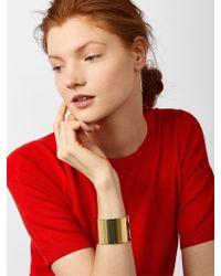BaubleBar - Multicolor Nadasia Cuff Bracelet - Lyst