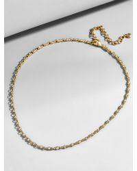 BaubleBar - Multicolor Devonne Choker Necklace - Lyst