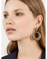BaubleBar - Multicolor Octavia Hoop Earrings - Lyst