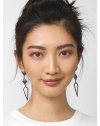 BaubleBar - Multicolor Daveigh Drop Earrings - Lyst