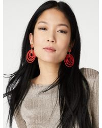 BaubleBar - Multicolor Clover Drops - Lyst
