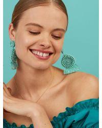 BaubleBar - Multicolor Mietta Drop Earrings - Lyst