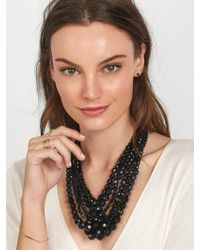 BaubleBar - Multicolor Seance Statement Necklace - Lyst