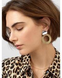 BaubleBar - Multicolor Analina Hoop Earrings - Lyst