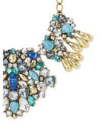 BaubleBar - Multicolor Azul Statement Necklace - Lyst