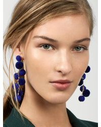 BaubleBar - Multicolor Crystalline Drop Earrings - Lyst