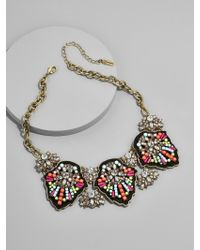 BaubleBar | Multicolor Maira Statement Necklace | Lyst
