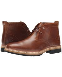 Timberland | Brown West Haven Chukka for Men | Lyst