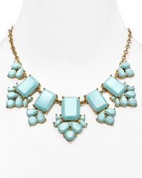 kate spade new york | Blue Daylight Jewels Necklace, 17"
