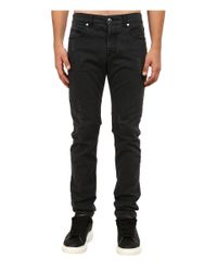 McQ | Gray Strummer Jeans for Men | Lyst