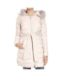 Pinko | Pink Jacket | Lyst