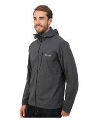 Marmot - Gray Essence Jacket for Men - Lyst