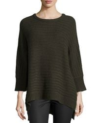 Zadig & Voltaire - Natural Athina Deluxe Knit Cashmere Sweater - Lyst